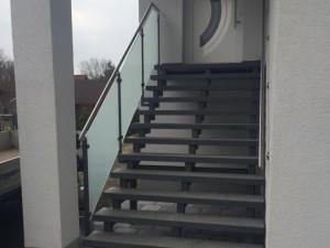Eingangstreppe Triesmann